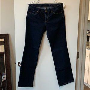 GAP Brand Curvy Style Jeans